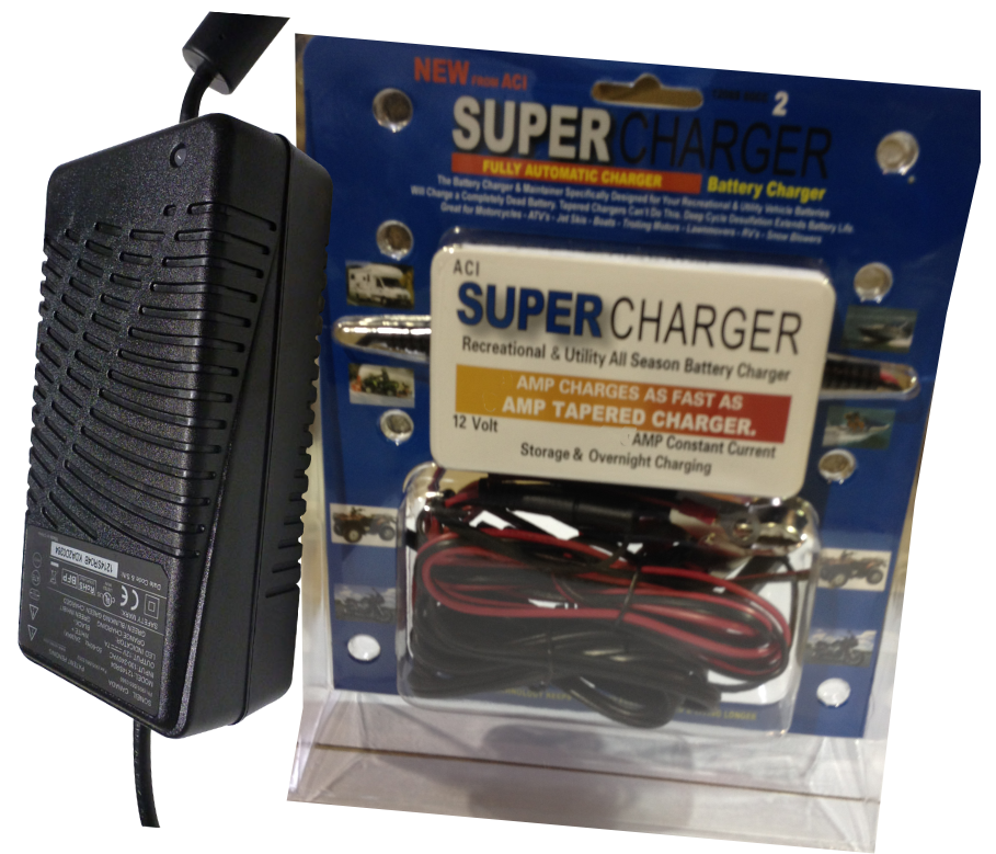 1214CC (12V, 7A) Battery Charger