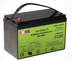 Advance Technology Batteries